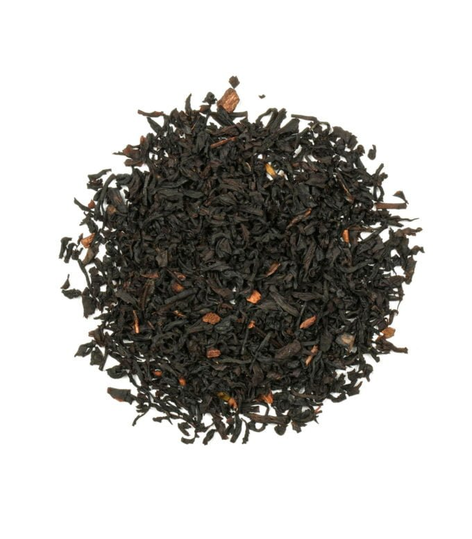 Black Tea Leaves Cinnamon