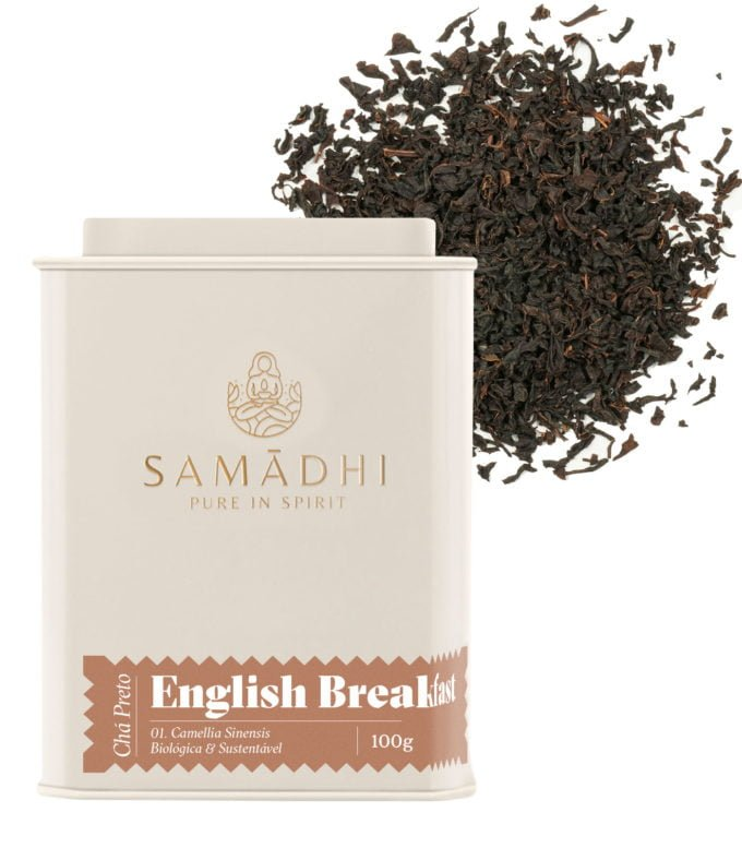 English Breakfast Schwarztee