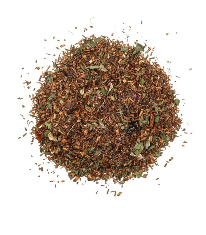 rooibos-fruits-rouges-feuilles